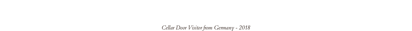 """ Visit Himmelsfeld and you'll find that the wine making philosophy is reflected in the genuine 